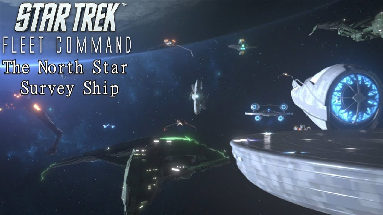Star Trek Fleet Command | The North Star Survey Ship
