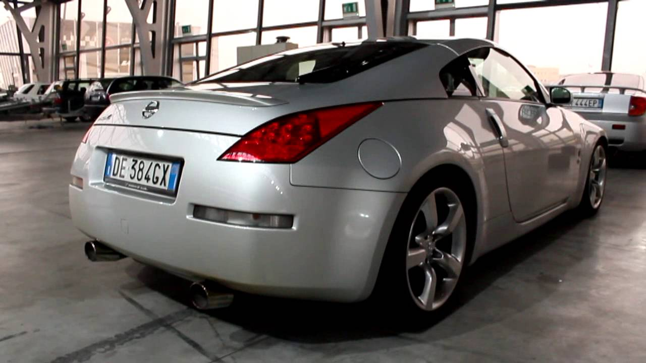 2007 Nissan 350z Exhaust Interior And Exterior Rewiew And