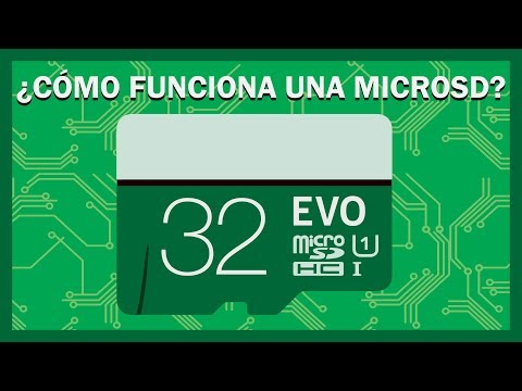¿Cómo Funciona Una MicroSD?