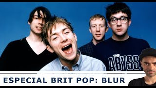 BLUR: Pilares del Brit Pop