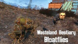 Fallout: Wasteland Bestiary - Bloatflies