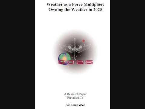 Weather Modification with the President of the Weather Modification Association