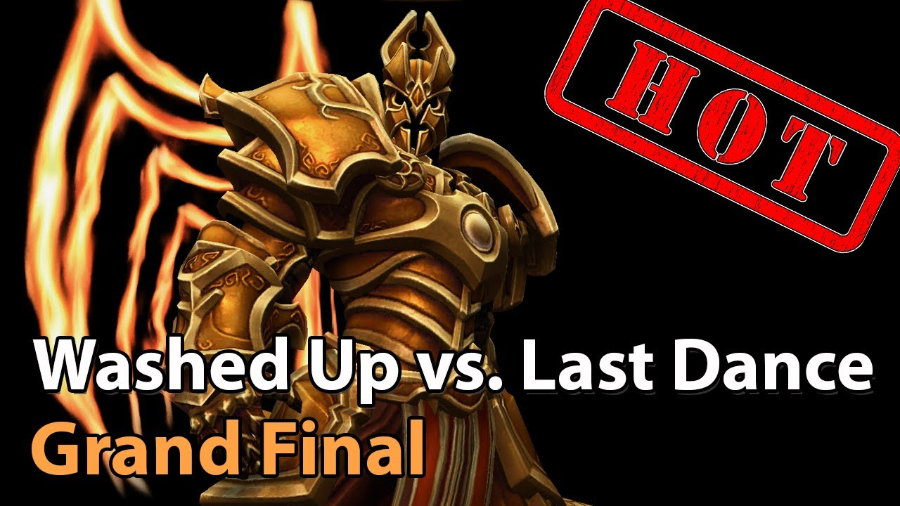 ► Method Mayhem Grand Final - Washed Up vs. Last Dance - Heroes of the Storm Esports