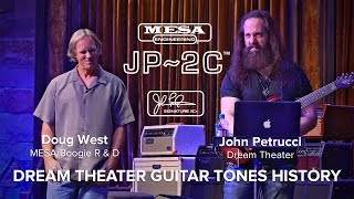 MESA/Boogie Tone Summit – John Petrucci/Doug West – Dream Theater Guitar Tones History