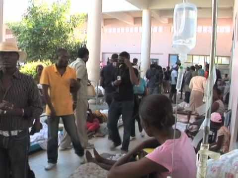 WHO: Health action for Haiti survivors