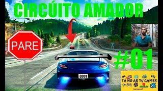 STREET RACING 3D CIRCÚITO AMADOR COM CARRO GT 86 JOGO DISPONIVEL ANDROID E IOS
