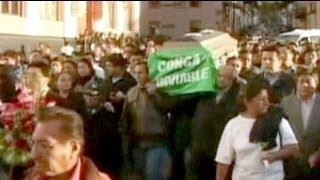 Peru'da maden karşıtı protestolara kan bulaştı