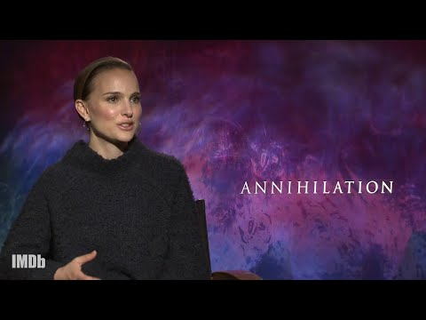Natalie Portman and Cast Explain The Multiple Meanings of 'Annihilation' | IMDb EXCLUSIVE