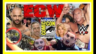 SDCC 2018 WWE News You Might Have Missed!!!