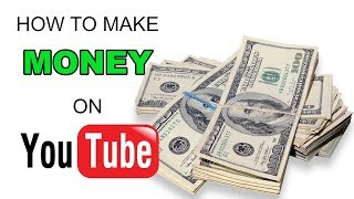 How to make money on YouTube? - Intro