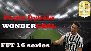 FIFA16 | Paulo Dybala: Superb Free Kick ►This is How We Do It!