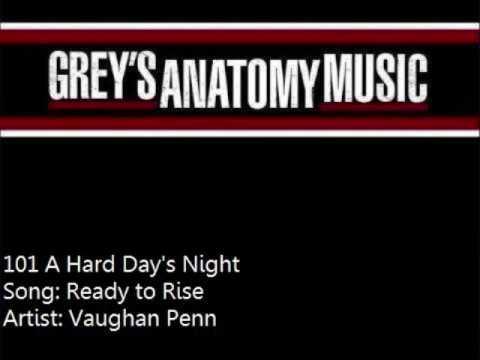 101 Vaughan Penn - Ready To Rise + Lyrics