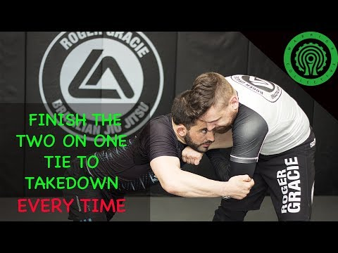 How Elite Wrestlers Counter Russian Tie Defence for BJJ / MMA