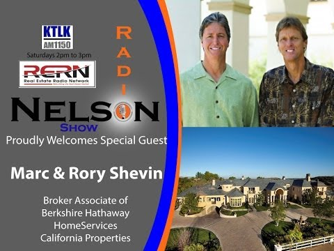 Marc and Rory Shevin on 25220 Walker Rd Hidden Hills 10-5-13