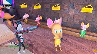 КОШКИ И МЫШКИ!!! Ratty Catty (1 серия)