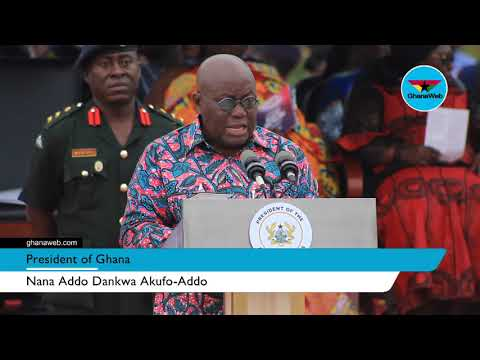 One-District-One-Factory' project will create over 80,000 jobs – Akufo-Addo