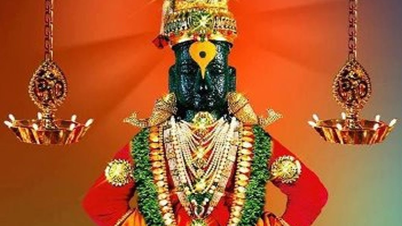 Devachi Karuya Aarti, Lord Vitthala - Marathi Devotional Song