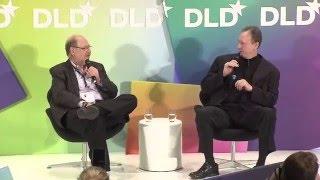 Social Success (Jon Miller, CEO at News Corp & Yossi Vardi) | DLD12
