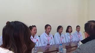 Xuất khẩu lao động Nhật Bản - Phỏng vấn đơn hàng đúc nhôm trong nhà xưởng