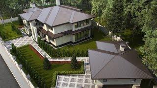видео Разработка и реализация стилей для фасадов домов