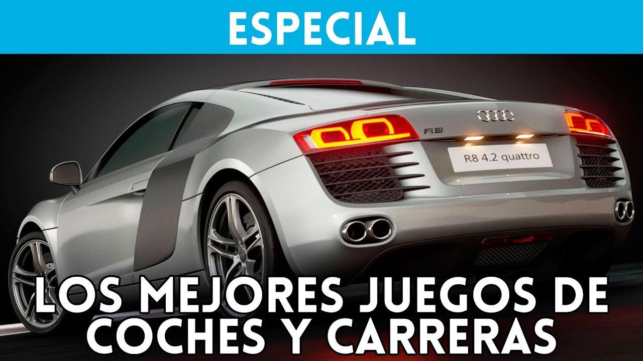 Los Mejores Juegos Y Simuladores De Coches Y Carreras Top 2018