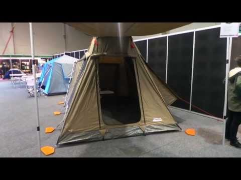 Darche Safari Ext Touring Tent Proofed Poly Cotton Ripstop