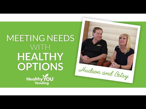 Healthy YOU Vending Review - Meeting Needs with Healthy Options