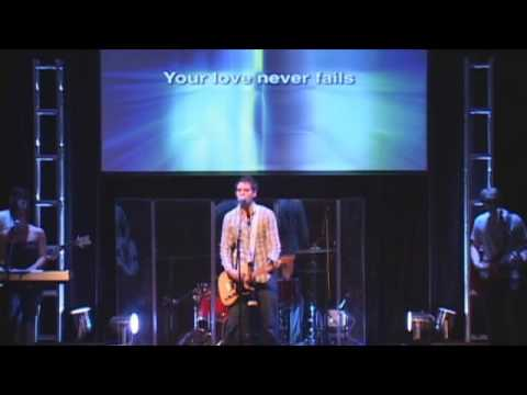 Jesus Culture - 'Your Love Never Fails' cover by David Dalton