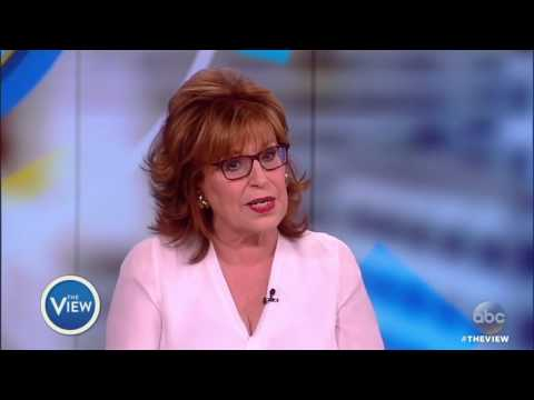 Joy Behar: Bill Maher, Kathy Griffin Controversies Defensible Because They Attack Trump