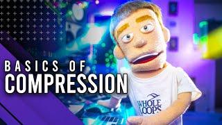 Compression Basics | Attack, Release, Ratio, Threshold (Reid Stefan Tutorial)