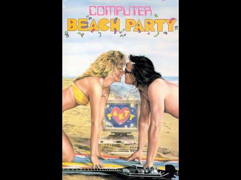 Computer Beach Party 80s Movie