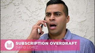 Subscription Overdraft - David Lopez thumbnail