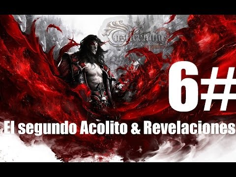Castlevania Lords of Shadow 2: El segundo Acolito y Revelaciones