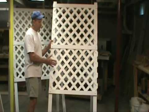 How To Make An A Frame Display Rack YouTube Interesting Craft Fair Display Stands