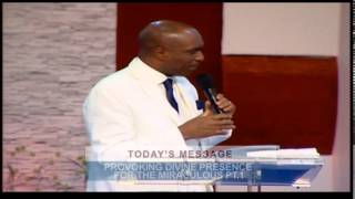 David Ibiyeomie - Provoking divine presence for the miraculous pt1