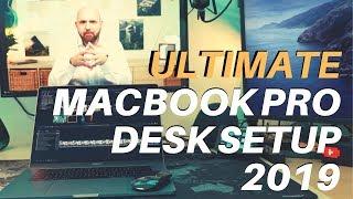 My Ultimate MacBook Pro 2019 Desk Setup