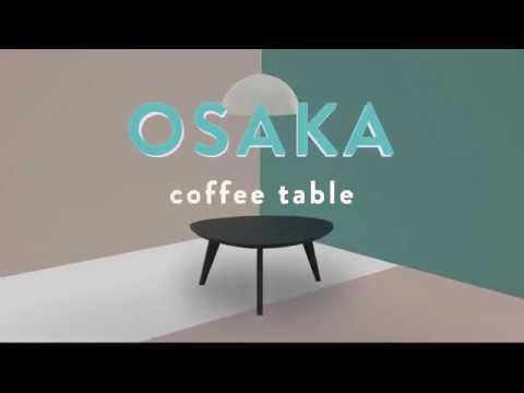 OSAKA coffee table YouTube