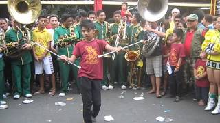 AMAZING TEEN-AGE BOY BAND EXHIBITION AT QUIAPO FIESTA 2015