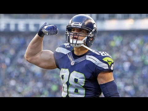Jimmy Graham 2016 - 2017 Highlights