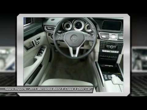 2015 Mercedes-Benz E-Class E 350 Sport Minnetonka Minneapolis Bloomington,MN 24094