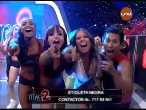 Etiqueta Negra - Me Emborracharé #Juga2