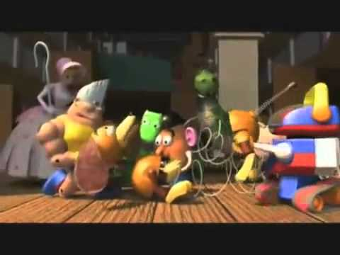 Toy Story Ending Youtube