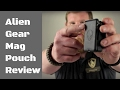 Alien Gear Mag Pouch Review | Single and Double: Most Customizable Mag Pouch Ever