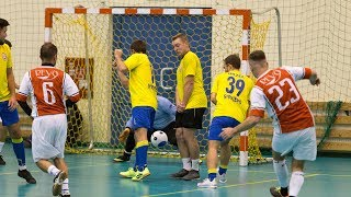 Nocna Liga Futsalu: Revo Cosmetics Olszewo-Borki - Orzeł Sypniewo