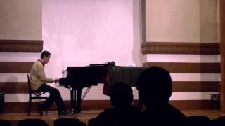 Love Ballade from Inugami-Family 犬神家の一族~愛のバラード by Hiroshi Kawase in DOLCE PIANO LIVE 2013 終演後BGM