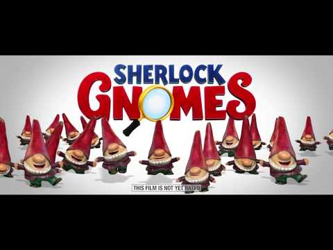 "Sherlock Gnomes (2018) - ""Prepare Yourself"" - Paramount Pictures"