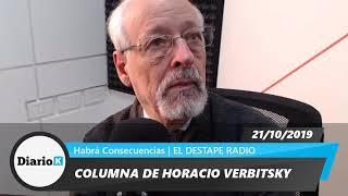 Horacio Verbitsky - El blanqueo que cerró en 2016 sigue abierto para los amigos de Macri