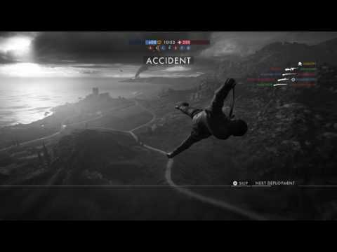BF1: I Don't Need A Plane To Fly!
