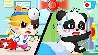 Còi cấp cứu đang vang lên | Bác sĩ mimi đến ngay đây | Tuyển tập bài hát bác sĩ mimi | BabyBu