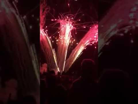 The Mexicans live at the 2017 Shinju Matsuri closing ceremony